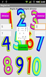 R3 - Math. Practical Rule of 3- screenshot thumbnail