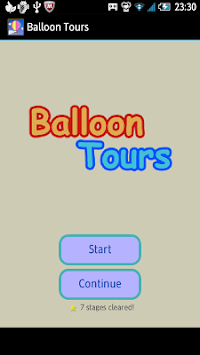 Balloon Tours apk screenshot