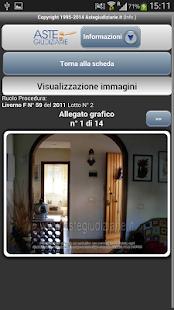 Aste Giudiziarie Mobile - screenshot thumbnail