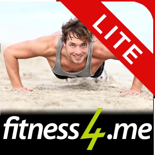 10 Minute Fitness App LITE 健康 App LOGO-硬是要APP