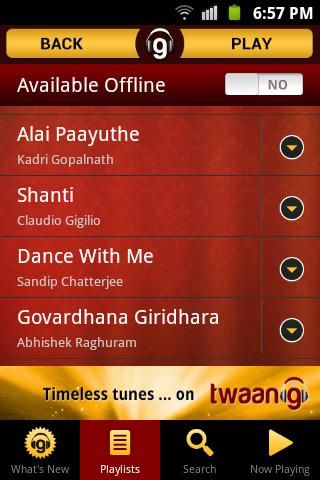 Indian Music Library - Twaang- screenshot