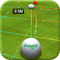 phiGolf GreenReader logo