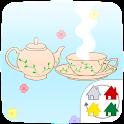 【無料】TeaTime for きせかえランチャーPRO icon