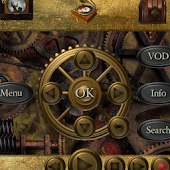 Steampunk Theme for Touchsquid
