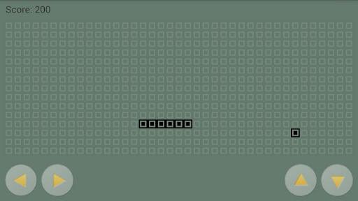 Snake - old school game
