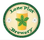 Logo for Lone Pint Brewery