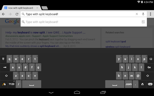Swype Keyboard Trial Screenshot 25