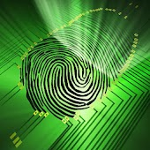Screensaver Fingerprint