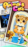 Screenshot of Animal Zoo - help animals