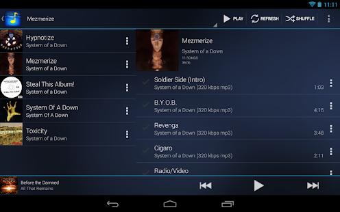 DSub for Subsonic Screenshot 13