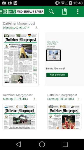 Medienhaus Bauer ePaper