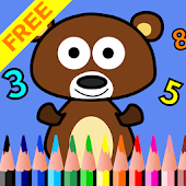Math Coloring Book Lite