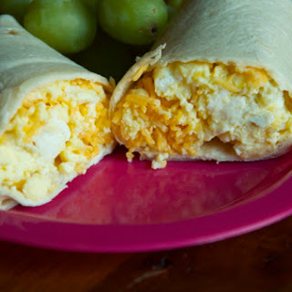 Kid Approved Breakfast Burritos