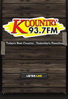 Screenshot of K Country 93.7