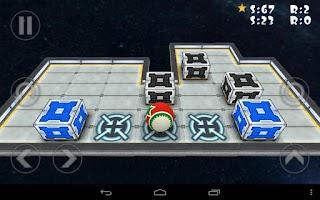 Screenshot of SokoBall (Sokoban 3d)