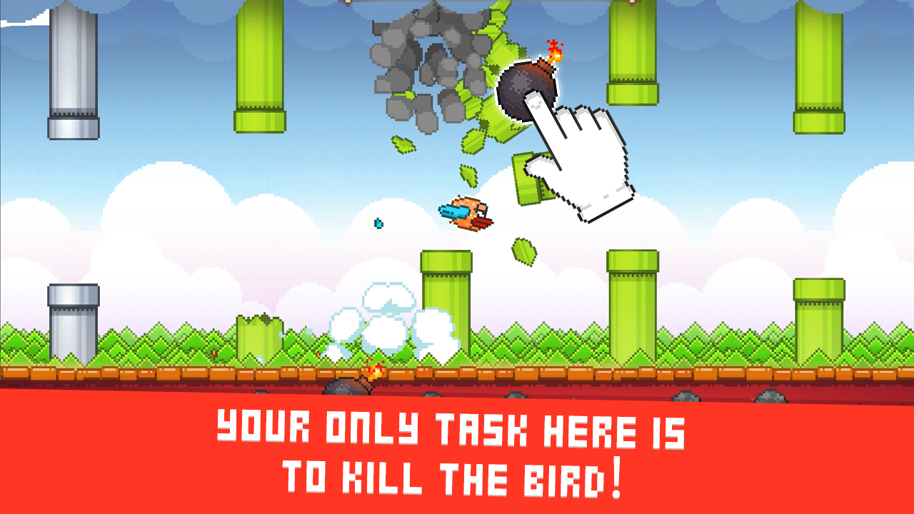 Birdie Blast GOLD - screenshot