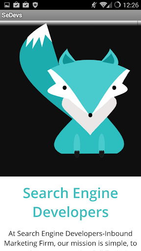 Search Engine Developers