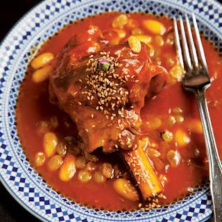 Mrouzia (Honey-Braised Lamb Shanks)