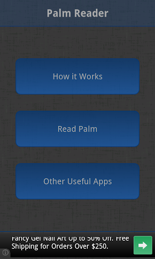 Palm Reader Joke