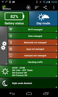 GreenPower Screenshot