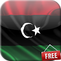 Flag of Libya Live Wallpaper icon