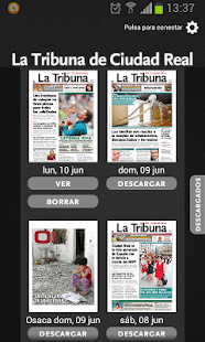La Tribuna de Ciudad Real- screenshot thumbnail