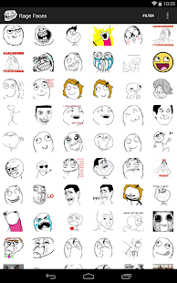 Rage Faces Screenshot 3