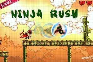 Screenshot of Ninja Rush