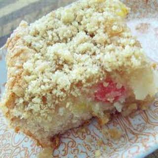Fruit Cocktail Cake I.