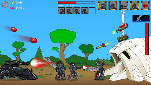Age of War Screenshot