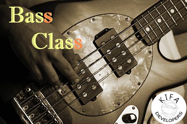 Basic Bass Class - screenshot