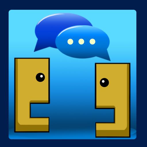 跟我讲英语 1 教育 App LOGO-硬是要APP