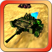 Future Battle Racing Tank War
