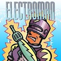 Electro Man Merry Christmass icon