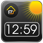 EZ Clock & Weather Widget
