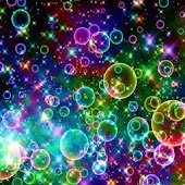 3D Live Wallpaper Bubbles