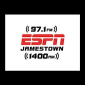 KQDJ AM ESPN Jamestown