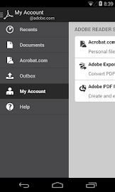 Adobe Reader Screenshot 7