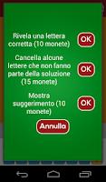 Screenshot of Indovina il piatto