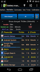 Battery Monitor Widget Pro v3.13
