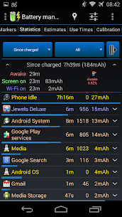 Battery Monitor Widget Pro V1.4.1 Mod APK 5