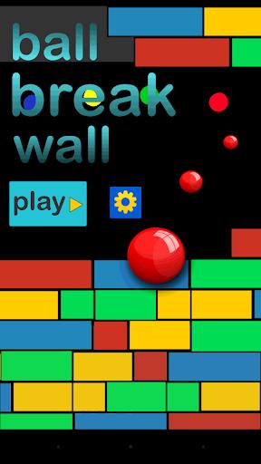 Ball Break Wall