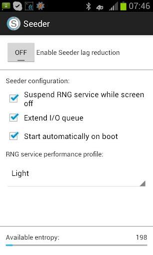 Seeder  screenshots 1