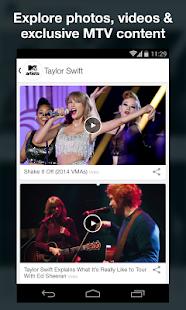 MTV Artists- screenshot thumbnail