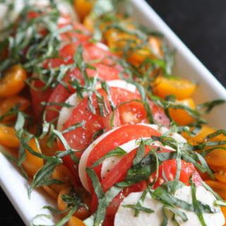 Caprese Salad - Insalata Caprese