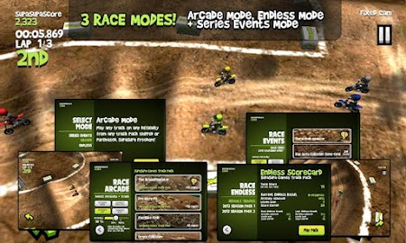 SupaSupaCross Screenshot 3