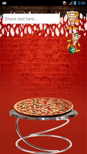 共享一個比薩