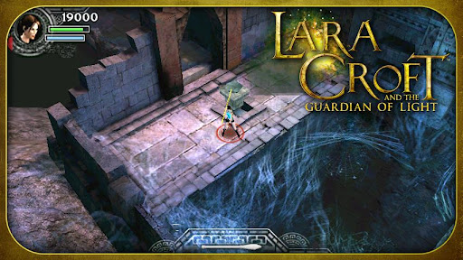 apk Lara Croft Guardian of Light android