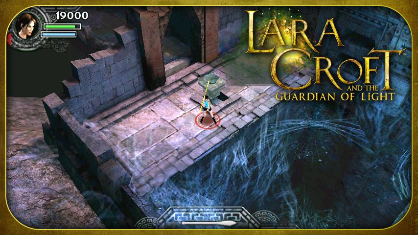 Lara Croft: Guardian of Light - screenshot