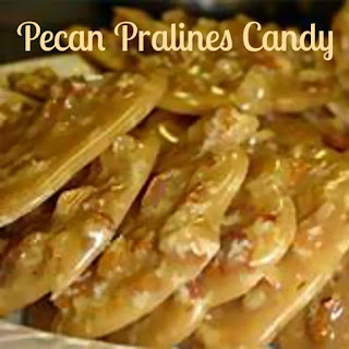 Pecan Pralines Recipe New Orleans Pecan Praline.